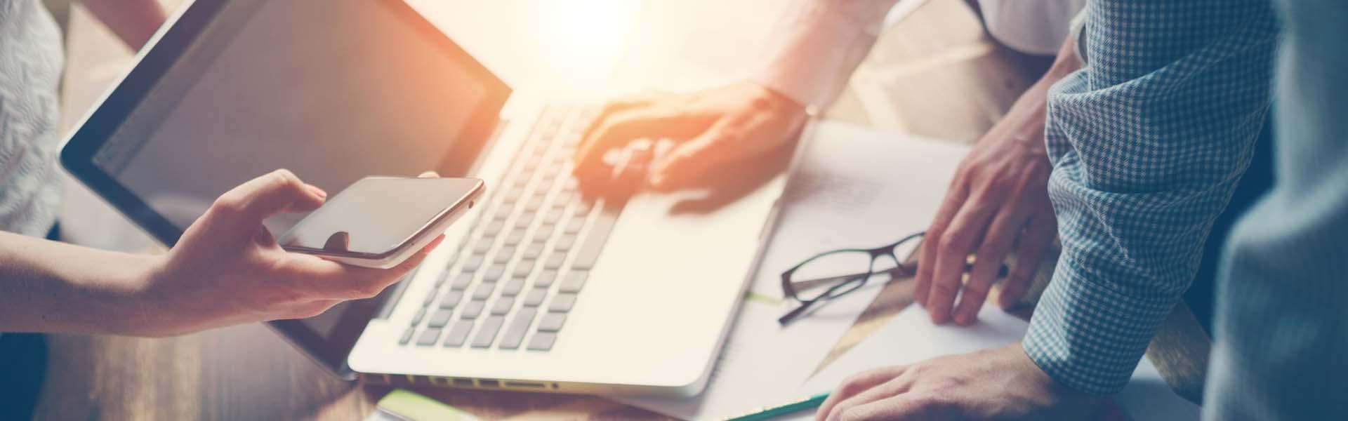 Externe Marketingbetreuung für Unternehmen