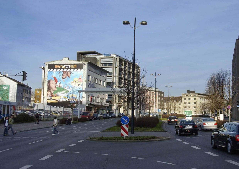 BlowUp am Beispiel des Movie Park Germany