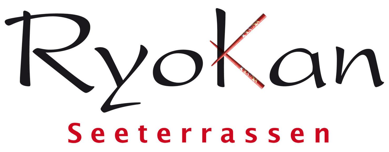 Logoentwicklung für die Ryokan Seeterrassen