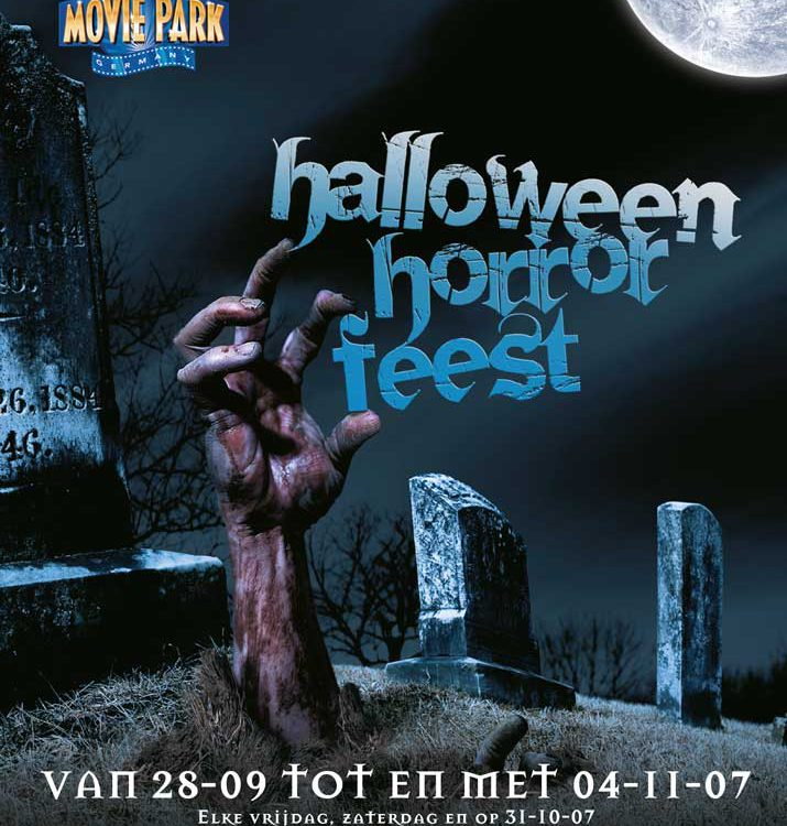 Marketingservice Dortmund Flyer Halloween