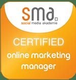 Zertifizierung Online Manager Thomas Herr