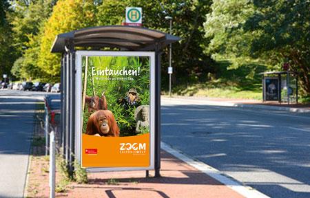 Aussenwerbung im Ruhrgebiet, Marketingberatung Thomas Herr