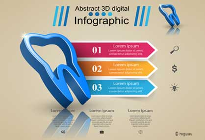 Infografik Beispielbild von Fotolia