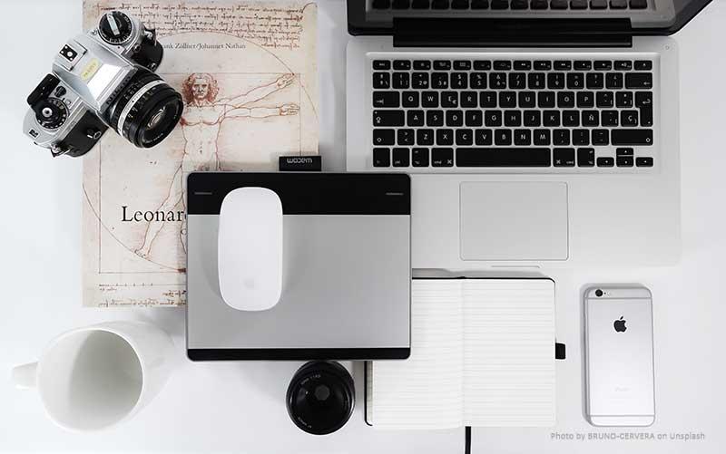 Ausstattung für das Marketing Projektmanagement