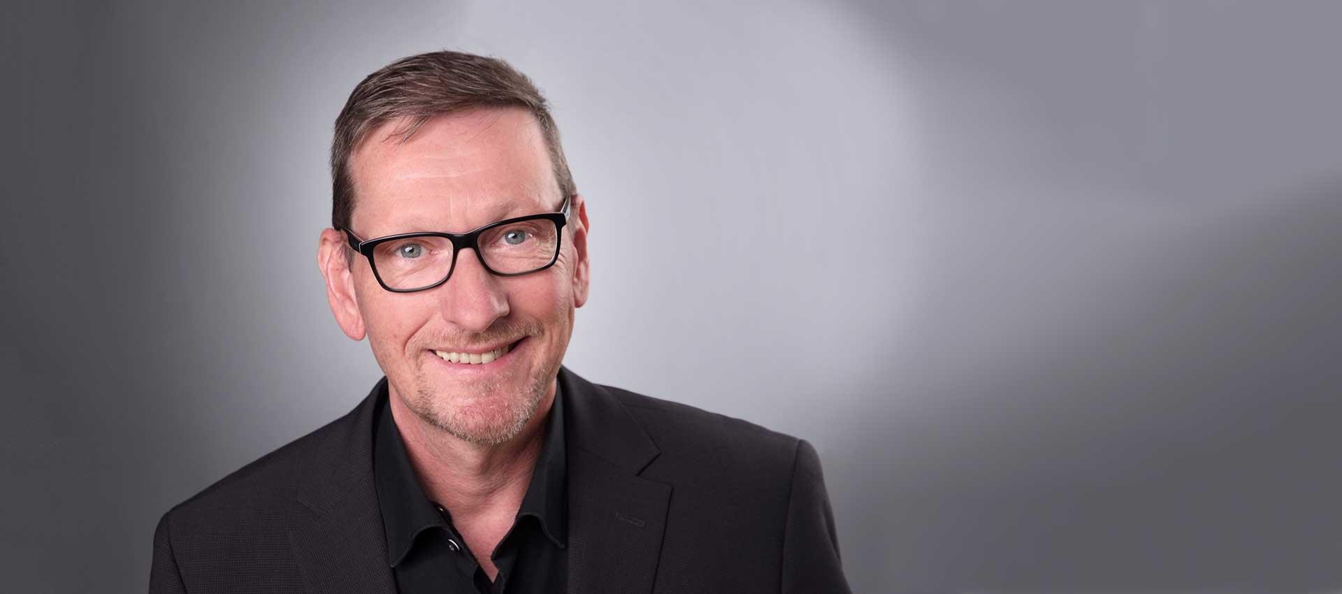 Portrait Marketingprojektmanagement Thomas Herr