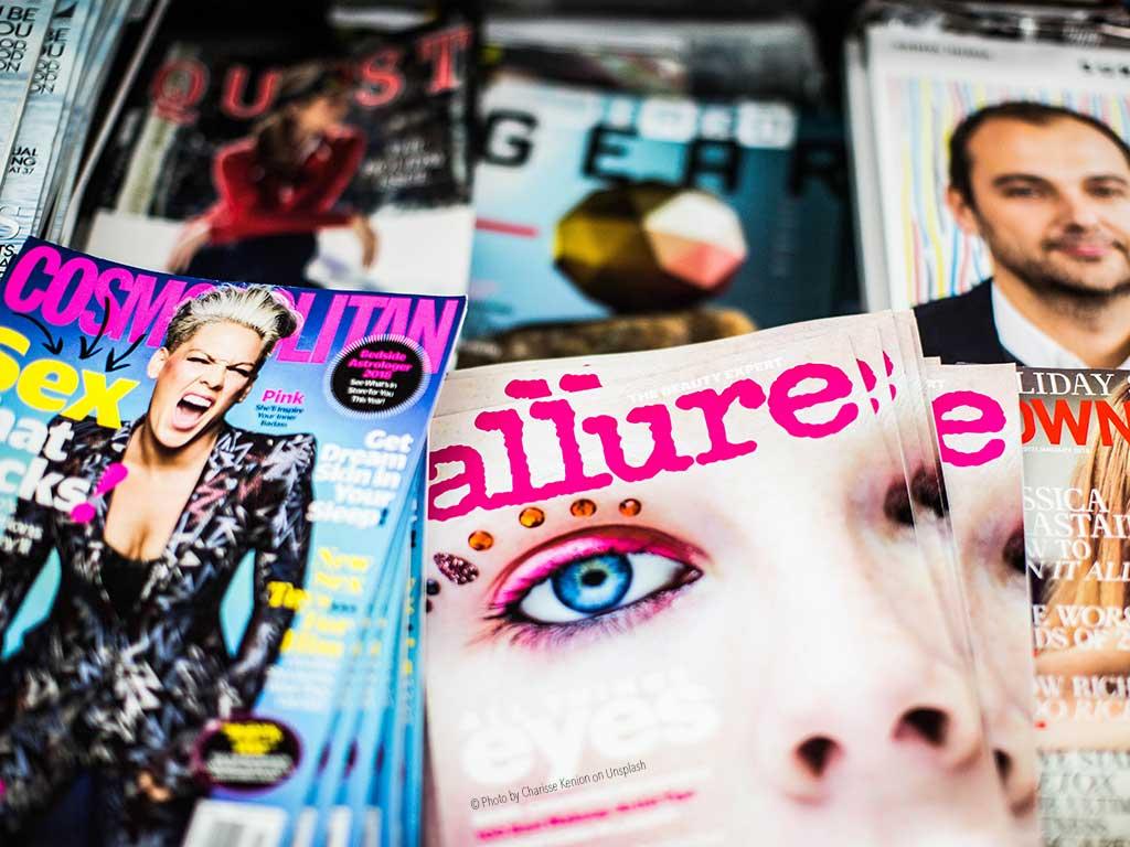 Mediaplanung Zeitschriften und klassische Werbung
